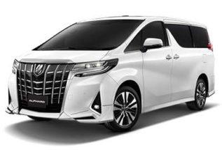 Фотография Toyota Alphard