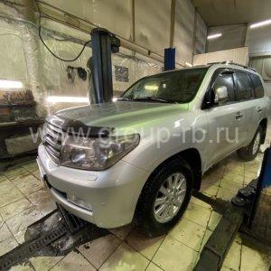 Антикор автомобиля Toyota Land Cruiser